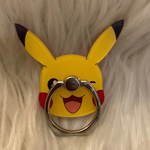 Pokemon Pikachu Phone Ring